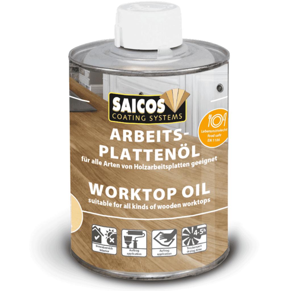 3355 Saicos Arbeitsplattenöl 0,5 D GB
