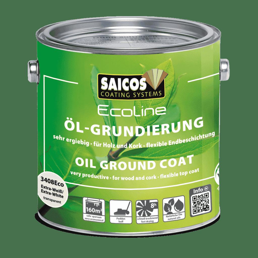 Ecoline Oil Ground Coat Außen natürlich umweltfreundlich englisch deutsch