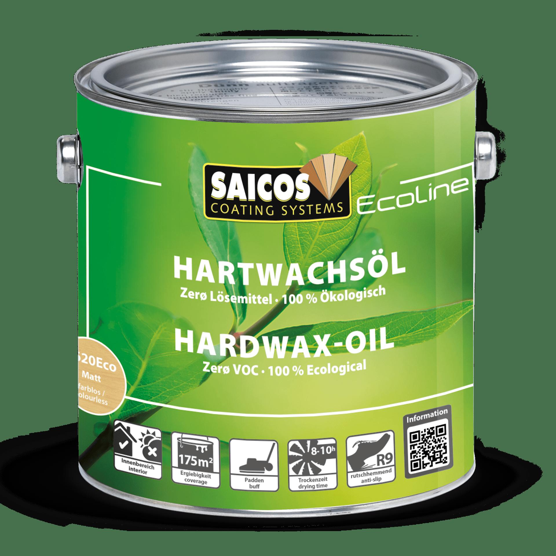 Saicos Ecoline Hartwachsöl