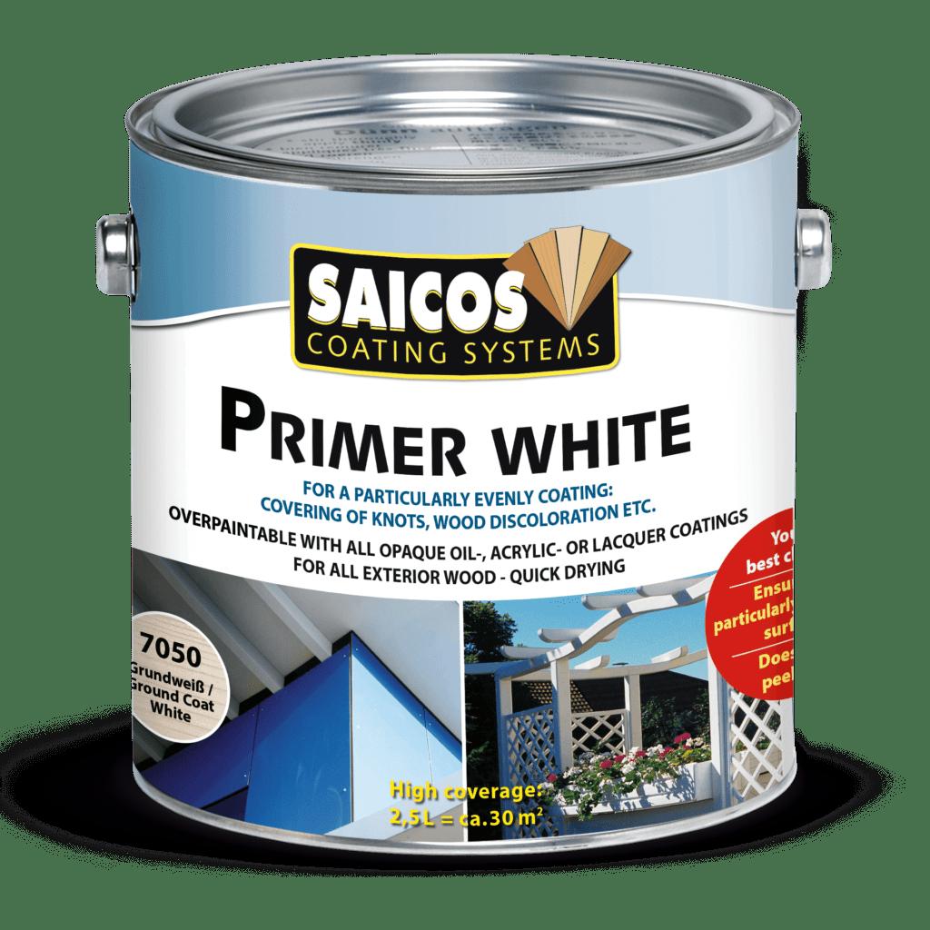 Saicos Primer White englisch