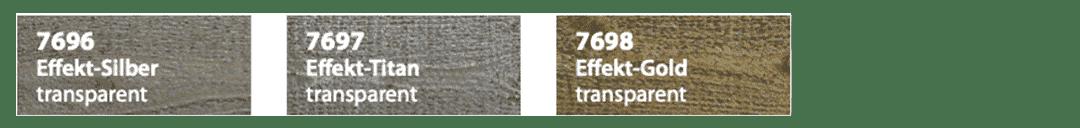 Effektlasur Farbtafel DE 2021
