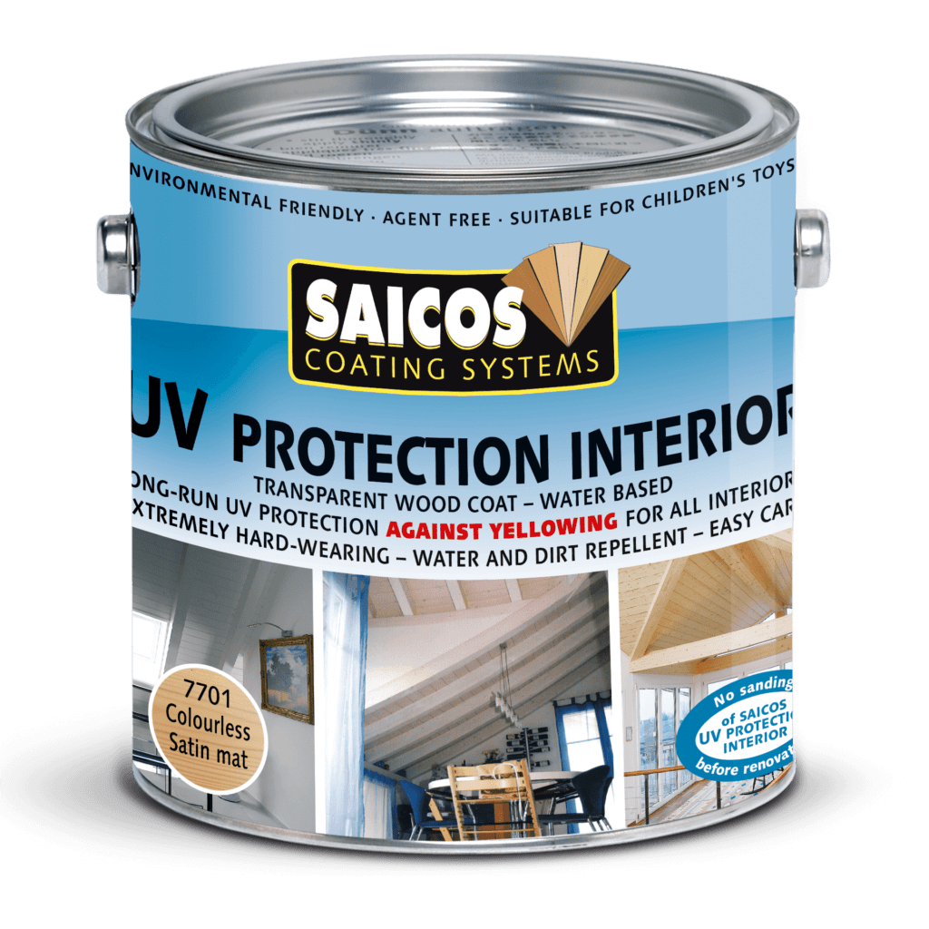 Saicos UV Protection interior englisch