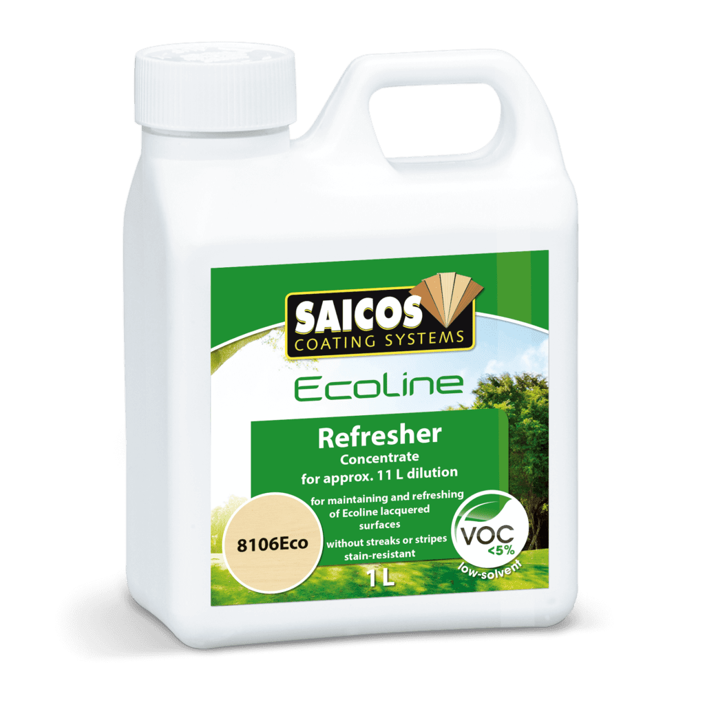 Saicos Ecoline Refresher englisch