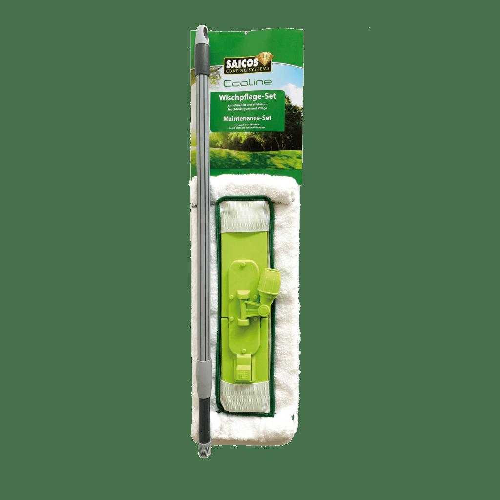Saicos Wischpflege-Set Ecoline Bodenpflege