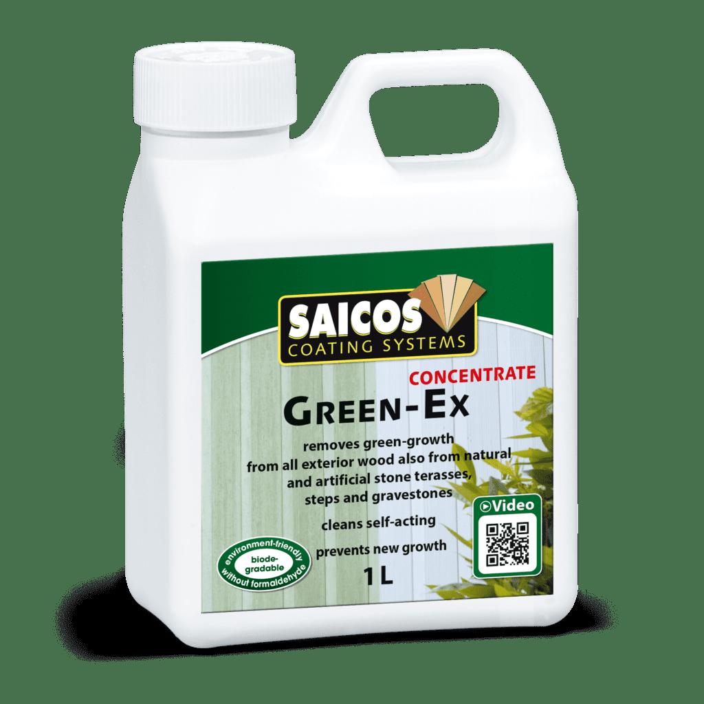 Saicos Green-Ex englisch