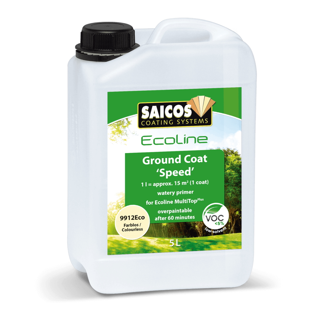 Saicos Ecoline Ground Coat Speed englisch