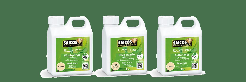 Saicos Ecoline Innen Reinigung und Pflege