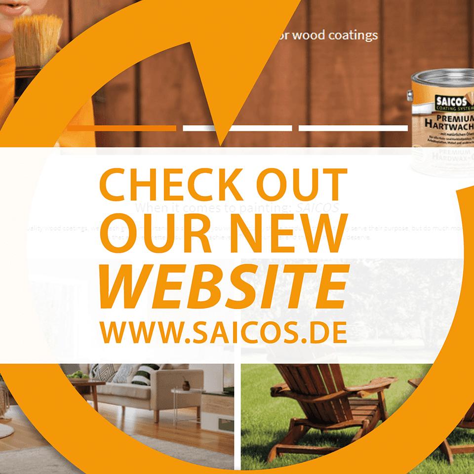 Saicos Website