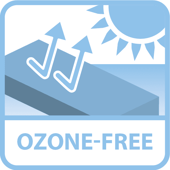 Saicos ozone-free englisch