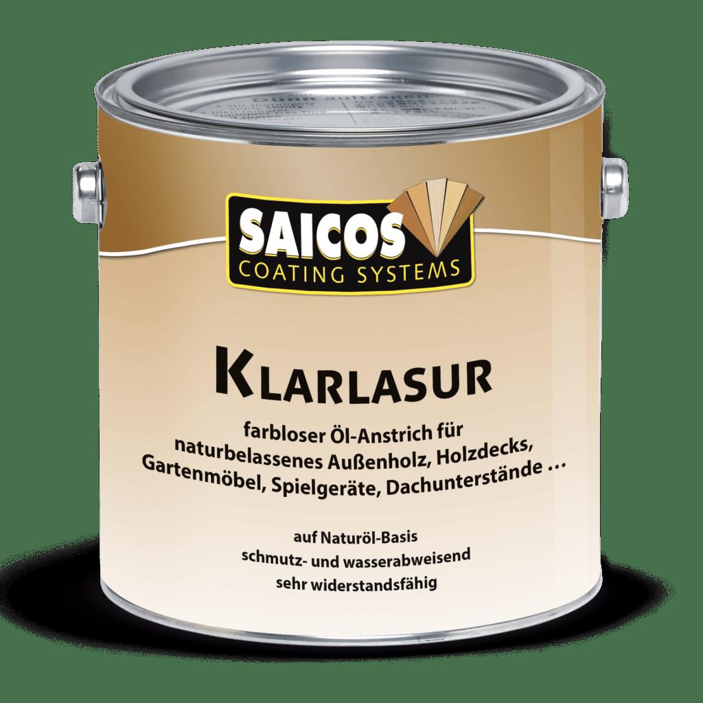 Saicos Klarlasur