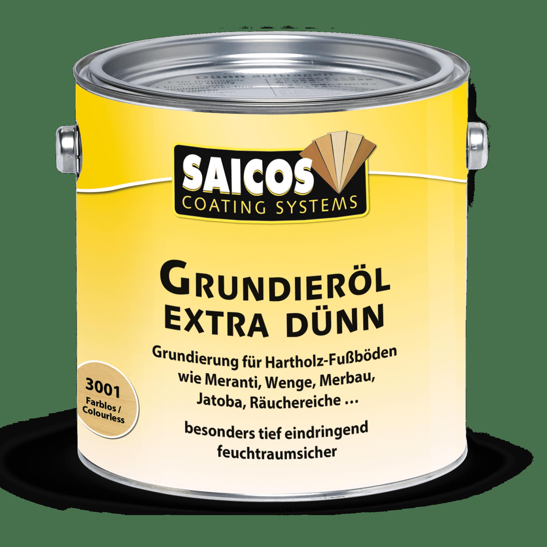Saicos Grundieröl