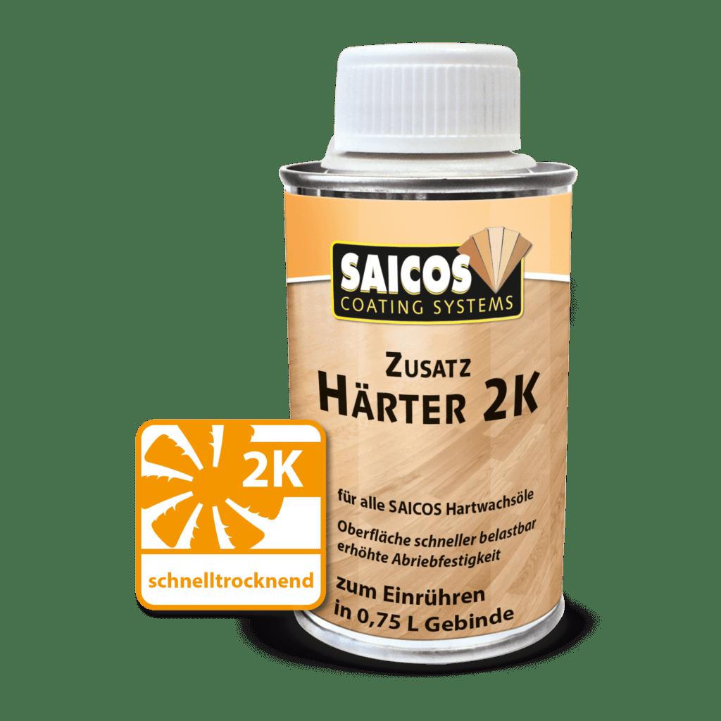 Saicos Zusatz Härter 2K