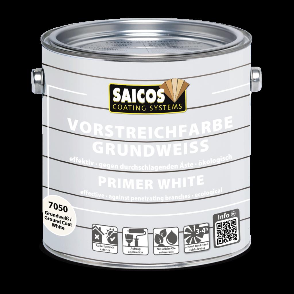 Saicos Vorstreichfarbe Grundweiss