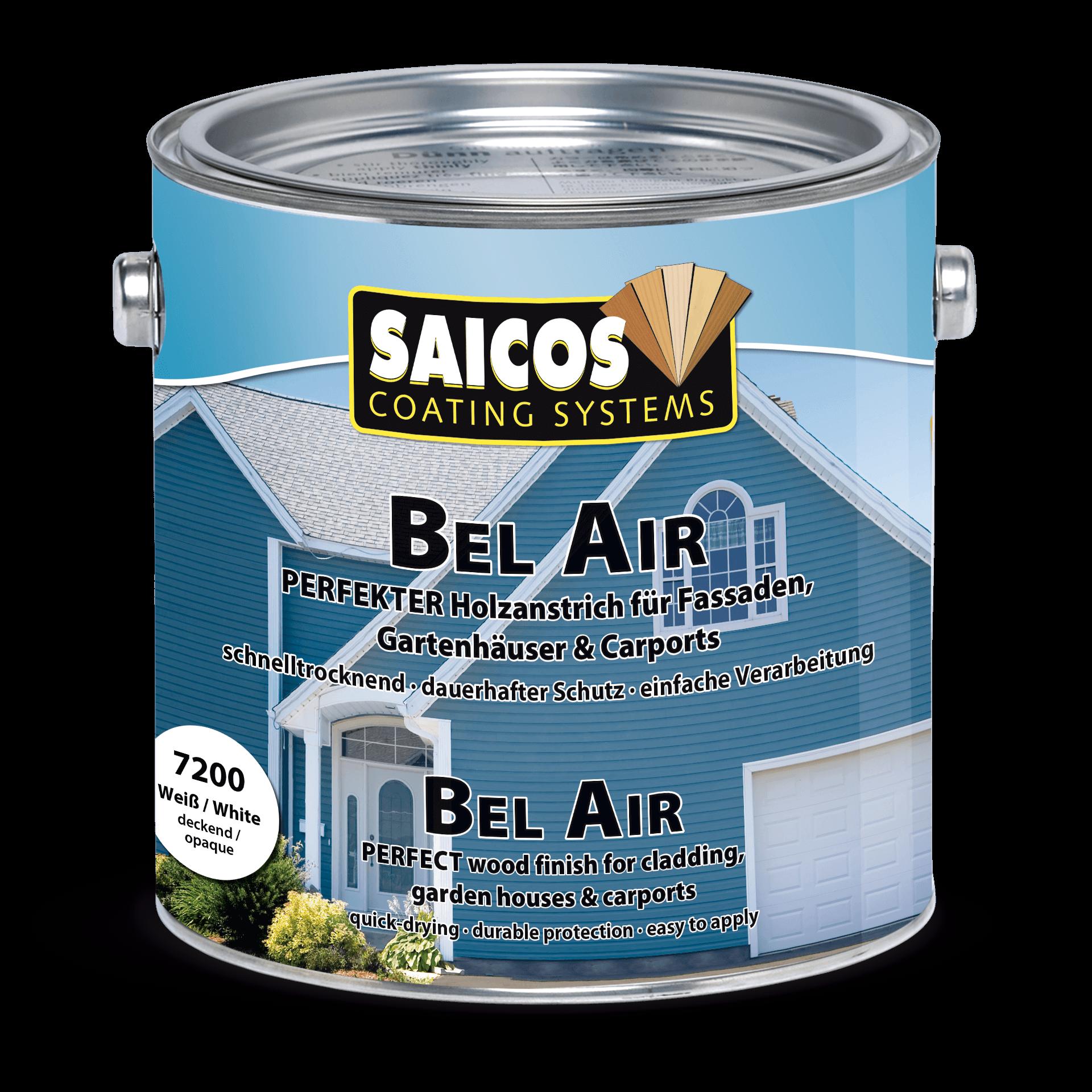 Saicos Bel Air englisch