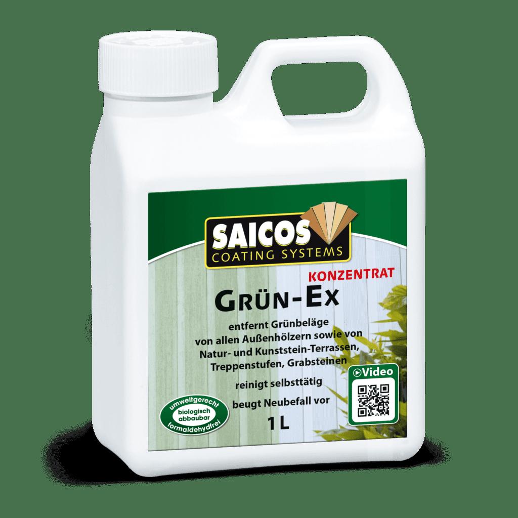 Saicos Grün Ex Konzentrat