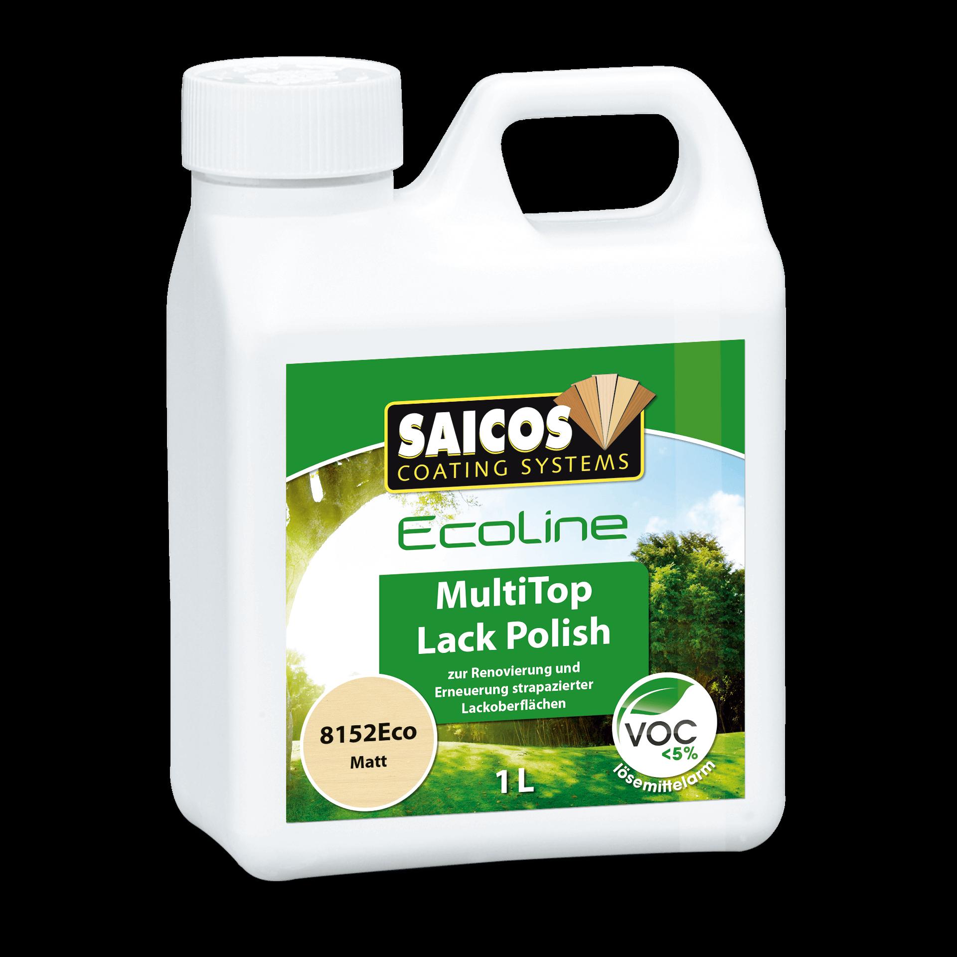 Saicos Ecoline MultiTop Lack Polish