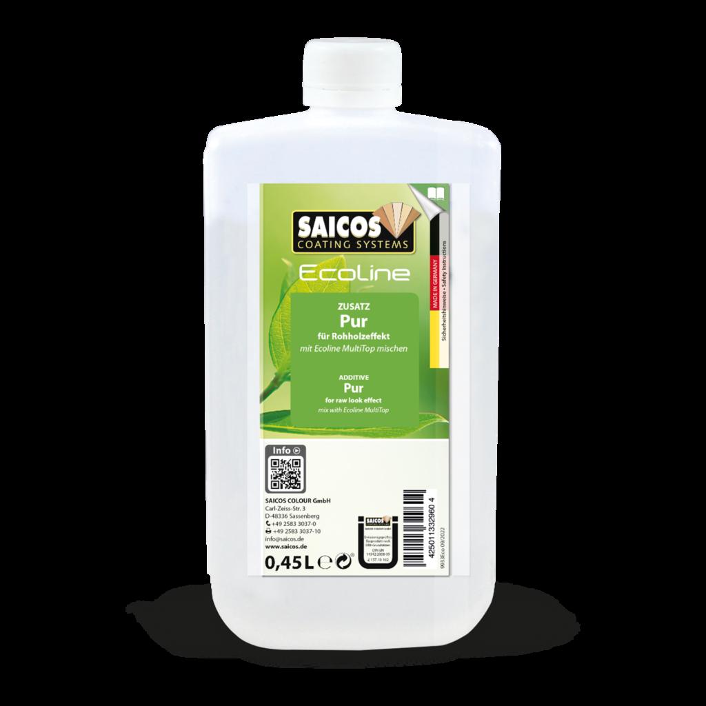 Saicos Ecoline MultiTop Pur Pure englisch