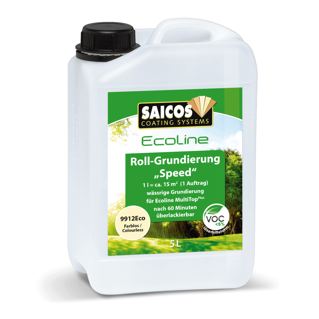 Saicos Ecoline Roll-Grundierung Speed